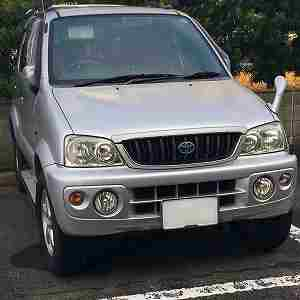 トヨタ キャミ 平成13年式